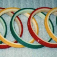 이중경도 (Dual-hardness Urethane Ring)
